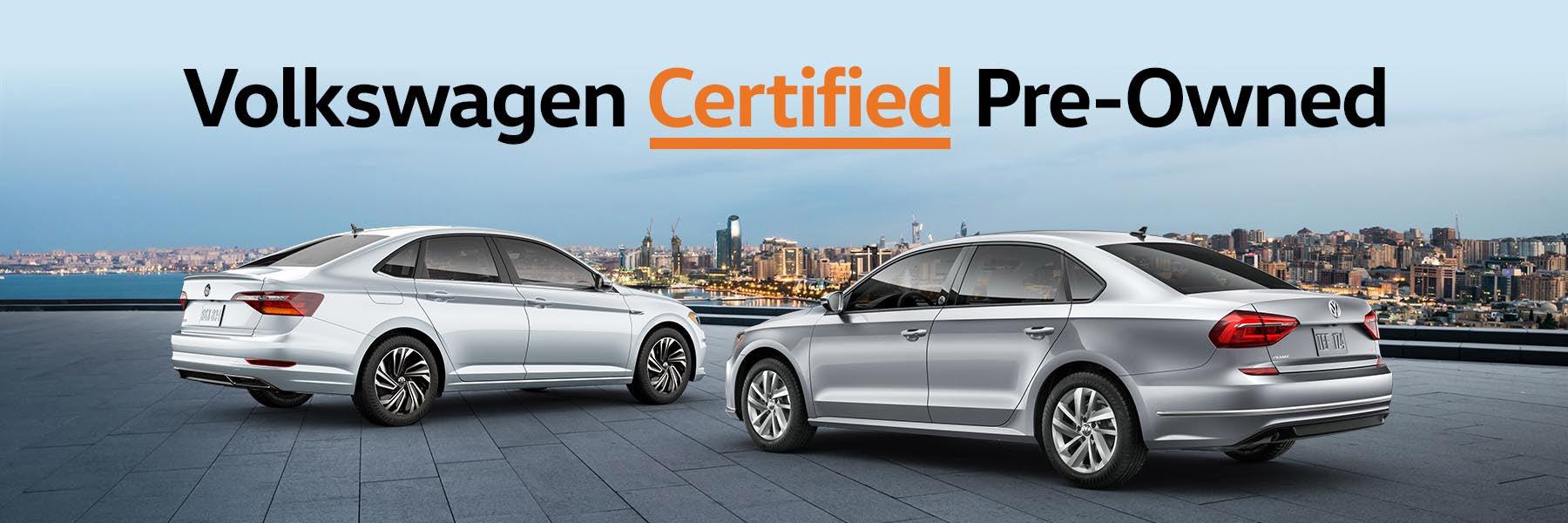 Volkswagen Certified Pre-Owned | Greeley Volkswagen in Greeley CO