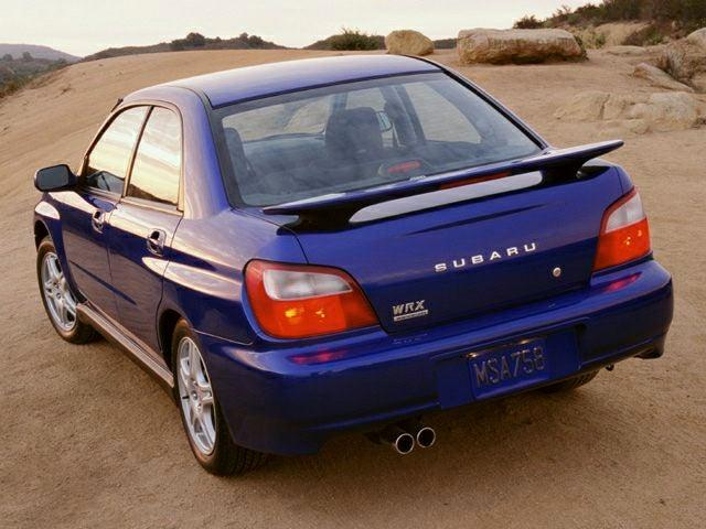 2002 Subaru Impreza Sedan RS - Greeley CO area Volkswagen dealer ...