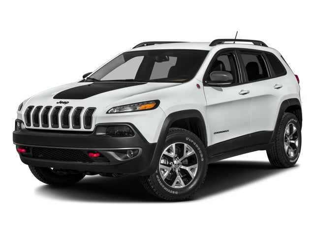 2017 Jeep Cherokee Trailhawk In Greeley, CO   Greeley Volkswagen