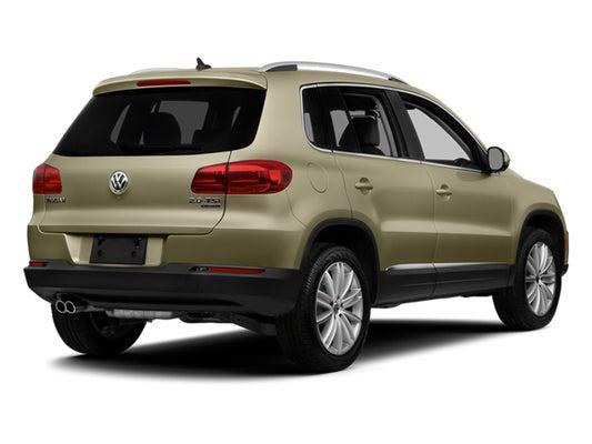 2014 Volkswagen Tiguan SE in Greeley, CO - Greeley Volkswagen