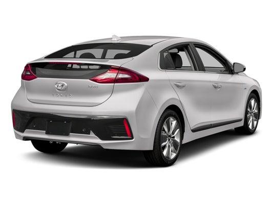 2017 Hyundai Ioniq Hybrid Sel In Greeley Co Volkswagen